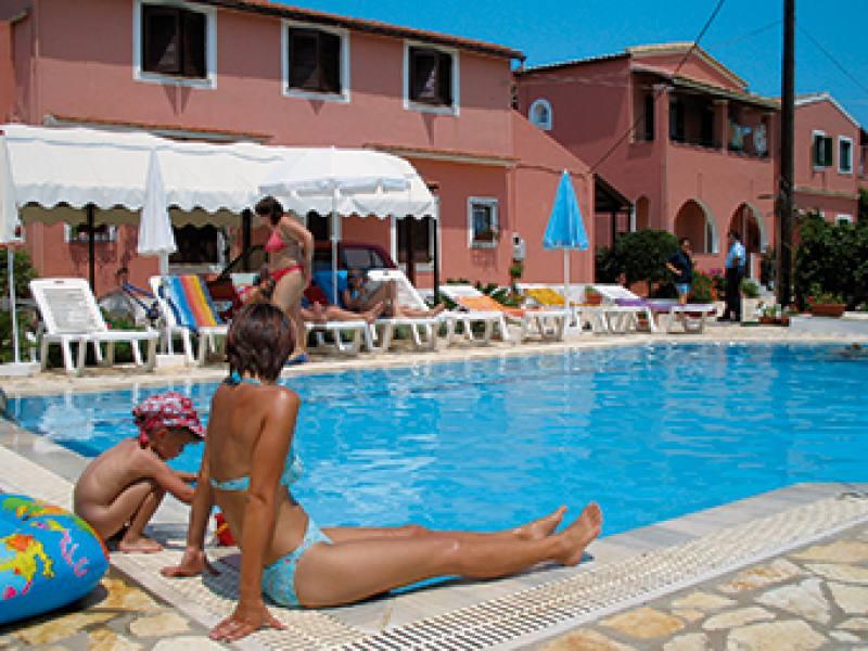 Appartementen Villa Valia - Acharavi - Corfu
